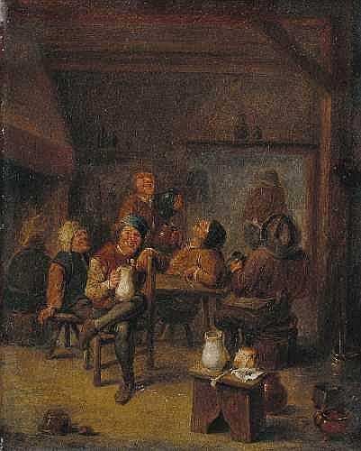 ADRIAEN BROUWER1605/06 Oudenaarde - 1638