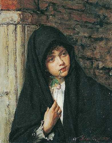 ALESSANDRO ZEZZOS1848 Venedig - 1914 Vittorio