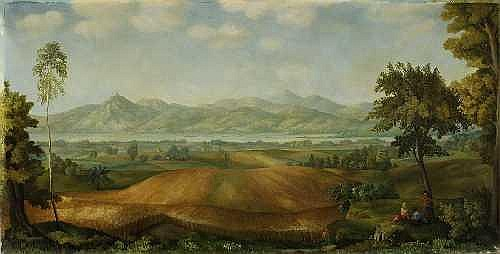 CARLO MENSE Rheine 1886 - 1965 Honnef