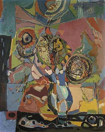 CURTH GEORG BECKER 1904 - Singen - 1972