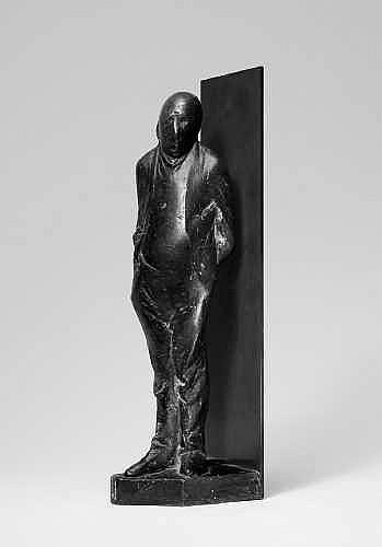 WALDEMAR OTTO Petrikan/Polen 1929 OHNE TITEL
