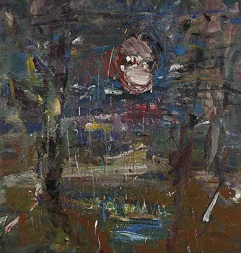 SIEGFRIED ANZINGER Weyer/Steyr 1953 OHNE TITEL
