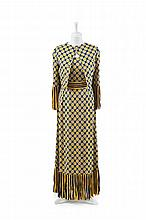 Two-Piece Day Dress,  1970s