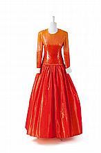 An Escada Couture Evening Dress,  1980s