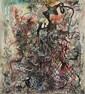 MAPPENWERKE, Untitled (from: Quadriga), 1953