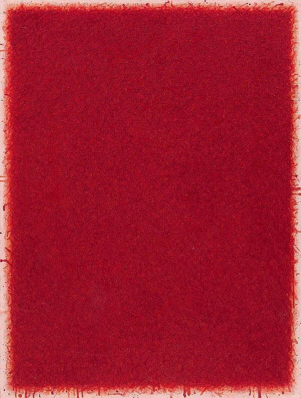 BERND BERNER, Flächenraum 232, 1964