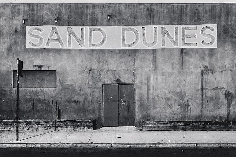 LEWIS BALTZ, San Francisco (from the series: The Prototype Works), 1972