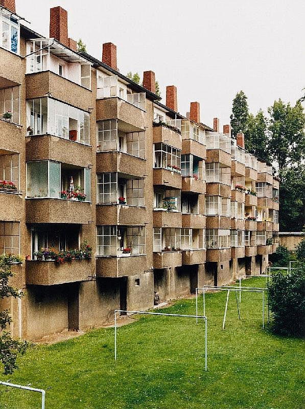 BORIS BECKER, Portfolio Wohnhäuser, 1991-92