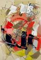 IMI KNOEBEL, Untitled (Drachenzeichnung) , 1980