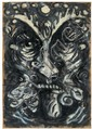 HERIBERT OTTERSBACH, Untitled (Die Masken), 1984