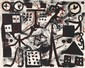 A.R. PENCK, Untitled,  1982