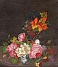ANDREAS LACH, OPULENT STILL LIFE, 42 x 34 cm, Oil, Andreas Lach, Click for value