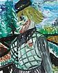 ARMEN ELOYAN, Untitled (17th to 21st Century Informal Exotic # 107), 2007