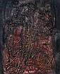 MODEST CUIXART, Untitled (Komposition 40),  1959