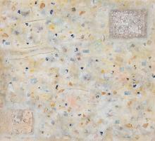 Carl Buchheister, Komposition Mor, 1958
