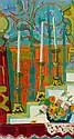 ROGER MARCEL LIMOUSE, Autel (Amboise), 1942