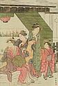 Katsukawa Shunchô (act. circa 1780-1801)