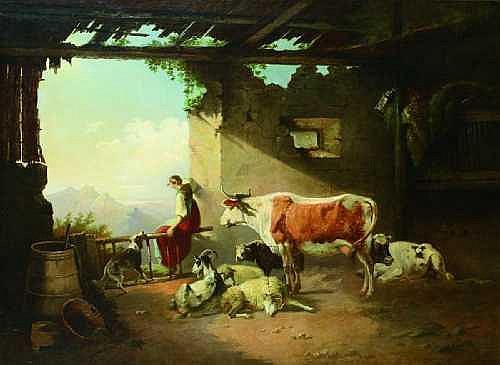 CONRAD BÜHLMAYER 1835 Wien - 1883 Wien CONRAD