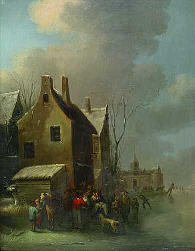 PHILIBERT-LOUIS DEBUCOURT 1755 Paris - 1832 Paris
