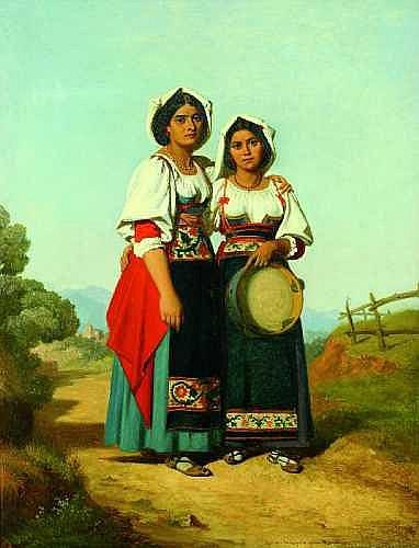 LUDWIG NIEPER 1826 Braunschweig - 1906 Dresden