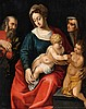 Willem Key, Adriaen Thomasz Key, The Holy Family with Saint Elisabeth and Saint John the Baptist, Adriaen Key, Click for value