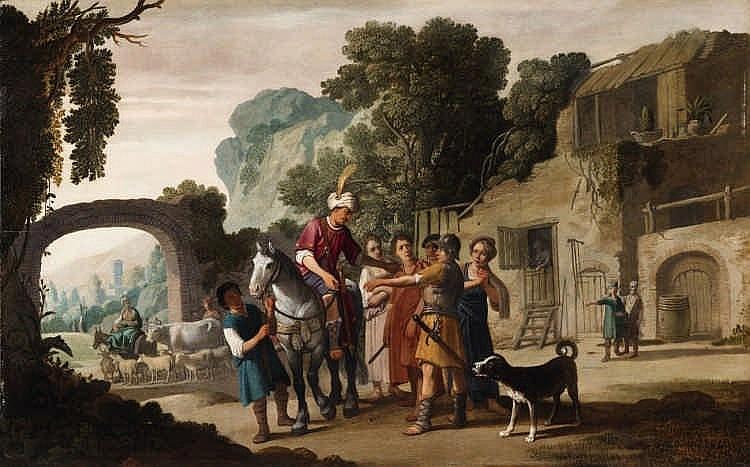 Claes Cornelisz Moeyaert, Cincinnatus Appointed Dictator