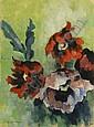 HEINRICH NAUEN Krefeld 1880 - 1940 Kalkar Roter, Heinrich Nauen, Click for value