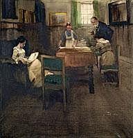 WILHELM SCHREUER 1866 Wesel - 1933 Düsseldorf