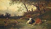 CONRAD BÜHLMAYER 1835 Wien - 1883 Wien DER