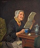 AUGUST FRIEDRICH SIEGERT 1820 Neuwied - 1833