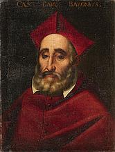 Italian School of the 17th century, Portrait of Cardinal Cesare Baroni