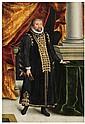 A Portrait of Elector Johann Georg von Brandenburg
