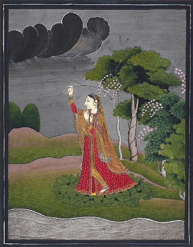 Anonymous. Pahari. Around 1800