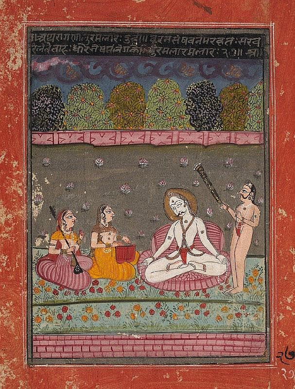 Anonymous. Northern India, Rajasthan, Malpura. Early 19th century
