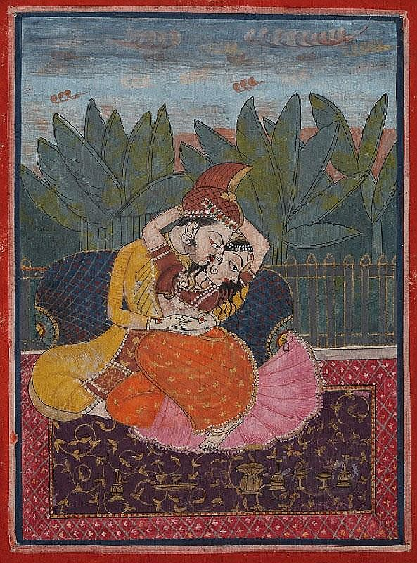 Anonymous. Northern India, Probably Nathadwara. Late 19th century