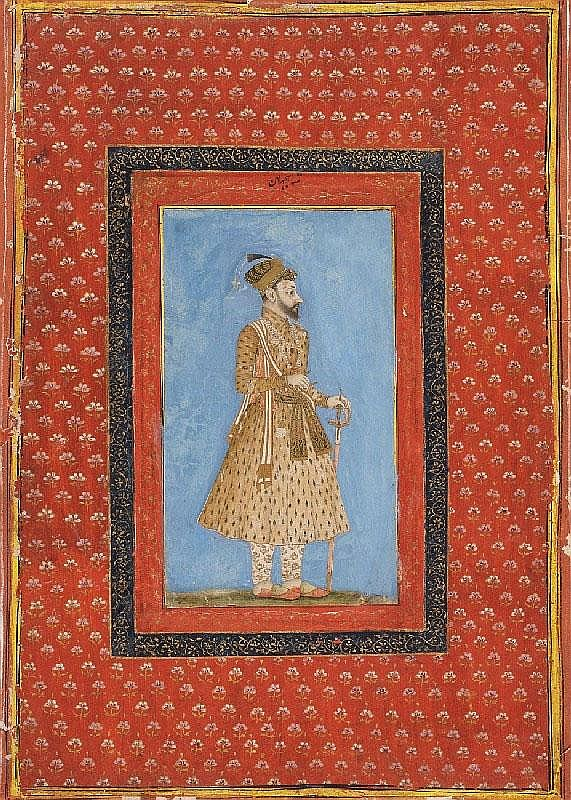 Anonymous. Moghul. Around 1650/1750