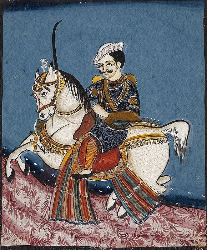 Anonymous. Northern India, Rajasthan. Around 1900