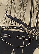 Albert Renger-Patzsch, Segelkutter, c. 1927