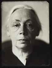 Lotte Jacobi, Käthe Kollwitz, 1929