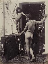 Guglielmo (Wilhelm) Plüschow, Untitled, c. 1900