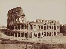 James Anderson and Giorgio Sommer, Views of Rom and Pompei, 1850s-1870s
