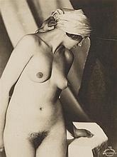 Frantisek Drtikol, Untitled (Nudes), 1920s