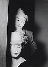 Werner Rohde, Clown and Clownesse, 1935