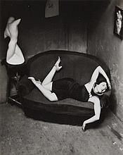 André Kertész, Satiric Dancer, 1926