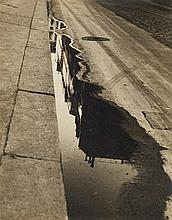 Ilse Bing, Rue de Valois, Paris, 1932