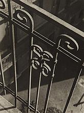 Imre Kinszki, Railing, 1930s