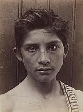 Wilhelm von Gloeden, Untitled (Portrait of a boy), c. 1900