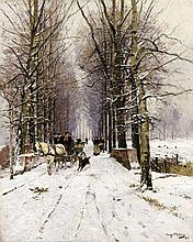 Hugo Mühlig, On the Way to the Market