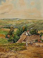 Hugo Mühlig, A Landscape in the Eifel