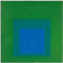 Josef Albers, Homage to the Square, 1962